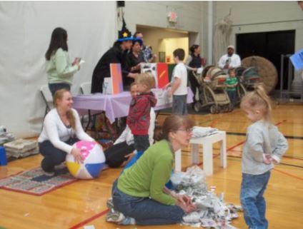 BCC Children's Fair 2013