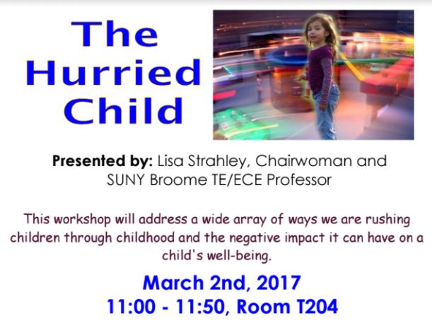 hurried-child-workshop-beca-2017